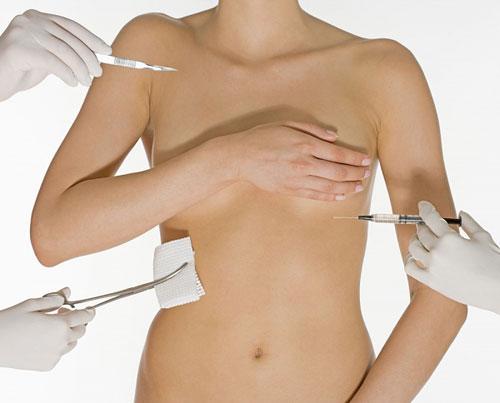 Thực hư chuyện nâng ngực không phẫu thuật của chị em 1