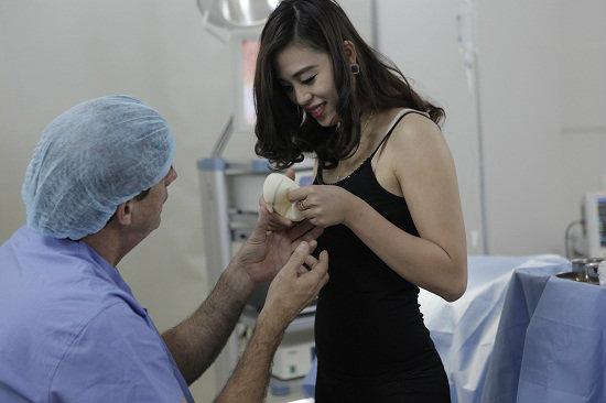 Phẫu thuật thẩm mỹ nâng ngực CỰC ĐẸP - CỰC AN TOÀN với công nghệ Nano Perfect-2