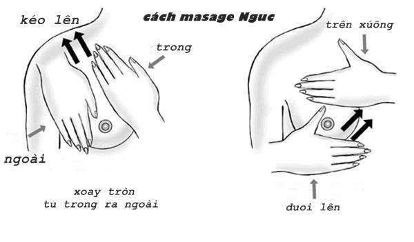 Top 4 cách nâng ngực tự nhiên đơn giản mà hiệu quả
