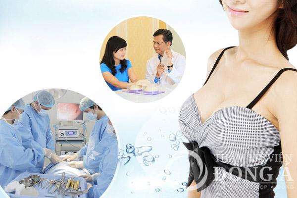 Nâng ngực nội soi ở đâu an toàn? - Đánh giá của chuyên gia