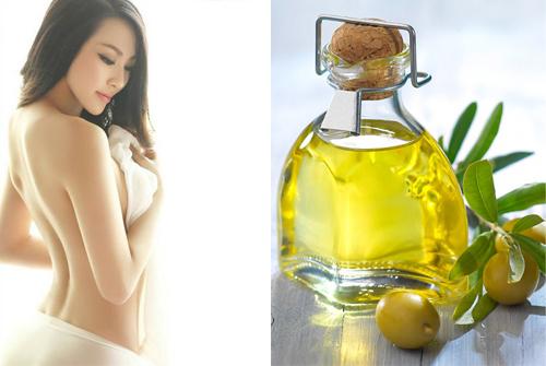 Đơn giản, hiệu quả với cách làm hồng nhũ hoa bằng dầu oliu