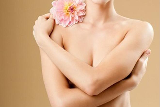 cách làm hồng nhũ hoa