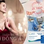 Chi phí nâng ngực nội soi giá bao nhiêu tiền? Bảng giá mới nhất 2018
