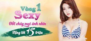 Vòng 1 đẹp sexy – Đốt cháy mọi ánh nhìn: Tặng tới 15 triệu đồng tri ân ngày Phụ nữ Việt Nam