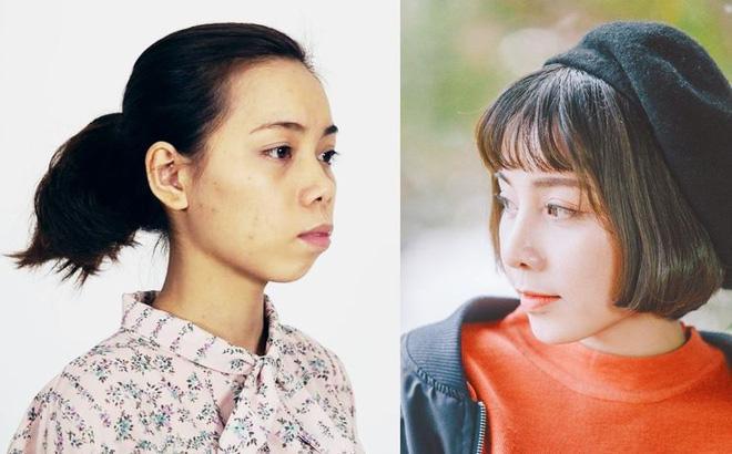 Được ví như Đoá Nhi phiên bản Việt, Kim Phượng đổi đời sau khi phẫu thuật thẩm mỹ.