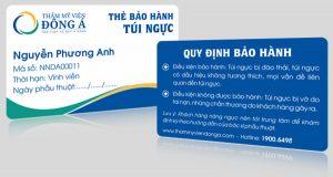 Điều gì khiến TMV Đông Á trở thành địa chỉ phẫu thuật nâng ngực hàng đầu?